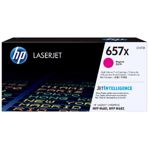 HP 657X Original LaserJet Toner Cartridge Magenta