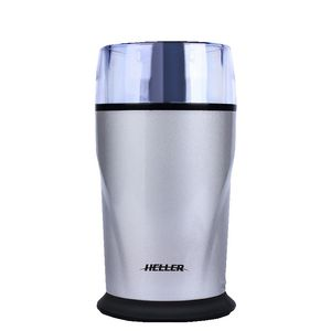 Heller Professional Stainless Steel Coffee Grinder