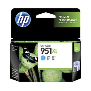 HP 951 XL Ink Cartridge Cyan