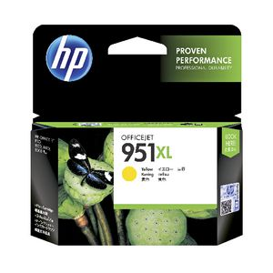HP 951 XL Ink Cartridge Yellow