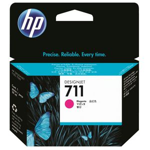 HP 711 Ink Cartridge Magenta 29mL