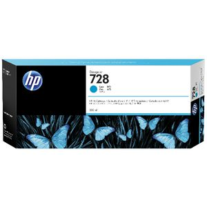 HP DesignJet 728 Ink Cyan