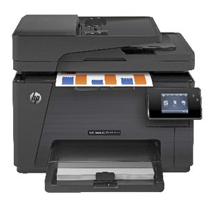 HP LaserJet Pro Wireless Colour Laser MFC Printer M177fw