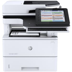 HP LaserJet Enterprise Flow Mono MFP Printer M527z