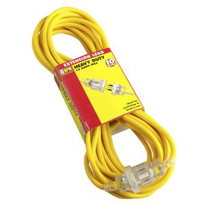HPM Heavy Duty Extension Lead 10 metres