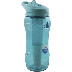 00d3b1e123 Cool Gear Pure Bottle 709mL Blue | Officeworks