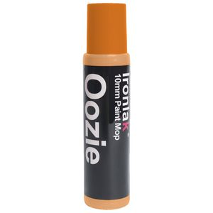 Ironlak Oozie Paint Mop 10mm Afterburn Orange