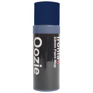 Ironlak Oozie Paint Mop 23mm Yankee Black Blue