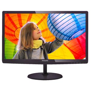 "Philips 23.6"" IPS LED Monitor 247E6QDAD"