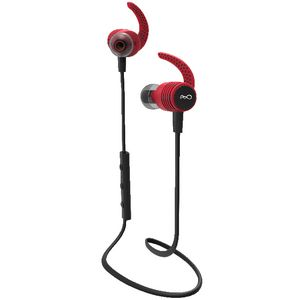 BlueAnt Pump Mini 2 Wireless Sports Headphones Red