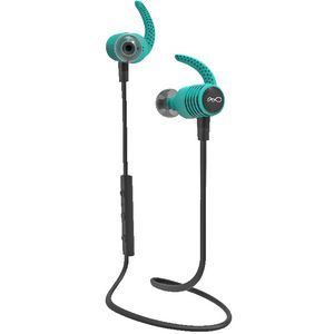 BlueAnt Pump Mini 2 Wireless Sports Headphones Teal
