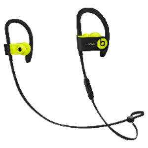 Powerbeats3 Wireless Earphones Yellow