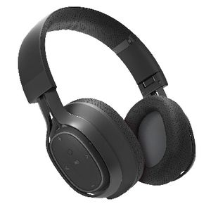 BlueAnt Pump Zone Wireless Headphones Black