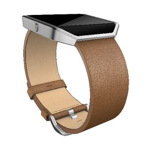 Fitbit Blaze Leather Band Small Tan