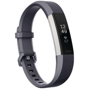 Fitbit Alta HR Activity Tracker Large Grey