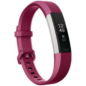 Fitbit Alta HR Activity Tracker Small Fuchsia