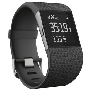 Fitbit Surge Black Large