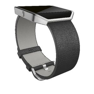 Fitbit Blaze Leather Band Small Black