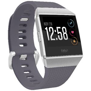 Fitbit Ionic Smart Fitness Watch Blue Grey