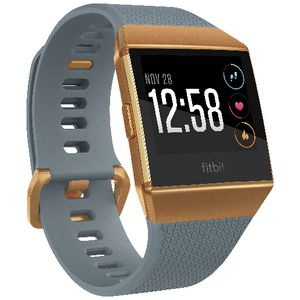 Fitbit Ionic Smart Fitness Watch Slate Blue