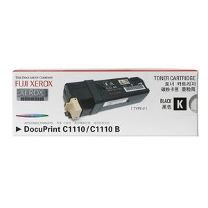 Fuji Xerox Toner Cartridge Black CT201114