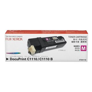 Fuji Xerox Toner Cartridge Magenta CT201116