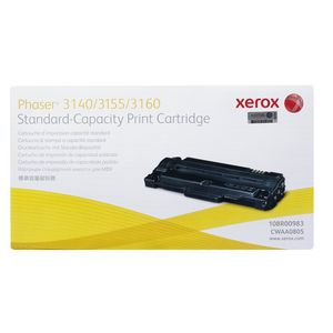 Fuji Xerox Toner Cartridge Black P3160N