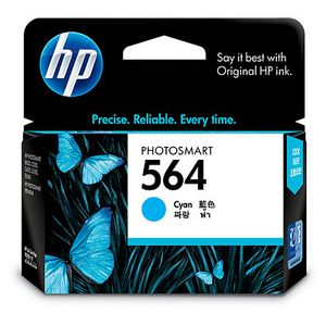 HP 564 Ink Cartridge Cyan