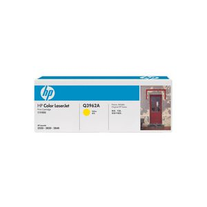 HP 122A LaserJet Toner Cartridge Yellow Q3962A