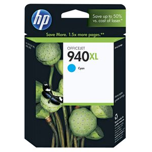 HP 940 XL Ink Cartridge Cyan