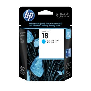 HP 18 Ink Cartridge Black