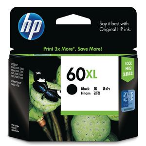 HP 60XL Ink Cartridge Black