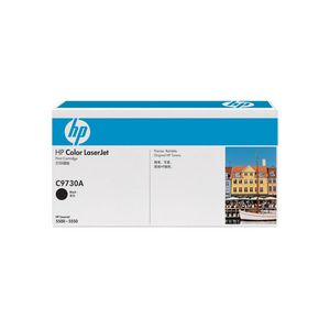 HP 645A LaserJet Toner Cartridge Black C9730A