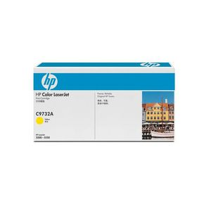 HP 645A LaserJet Toner Cartridge Yellow C9732A