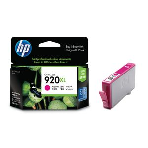 HP 920XL Ink Cartridge Magenta