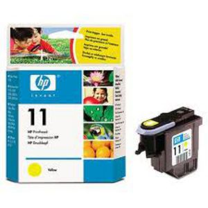 HP 11 Printhead Yellow