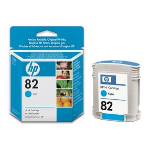 HP 82 Ink Cartridge Cyan