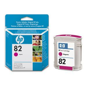 HP 82 Ink Cartridge Magenta