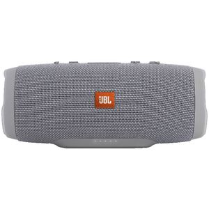JBL Charge 3 Waterproof Bluetooth Speaker Grey | Tuggl