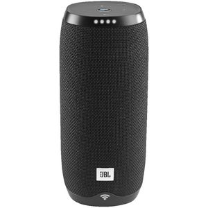 JBL Link 20 Portable Bluetooth Speaker Google Assistant Black