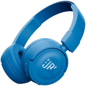 JBL Wireless On Ear Headphones Blue T450BT