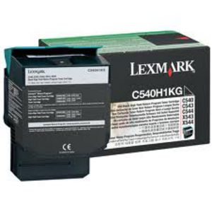 Lexmark Toner Cartridge Black C540H1KG