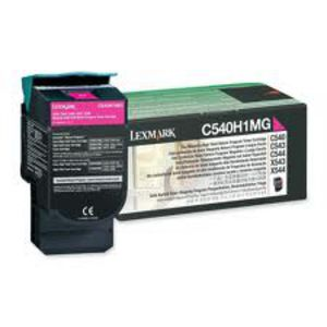 Lexmark Toner Cartridge Magenta C540H1MG