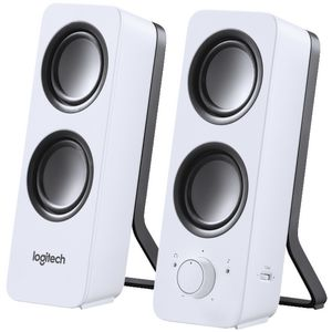 Logitech Multimedia Speakers White Z200