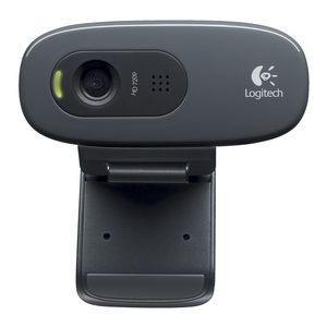 Logitech HD Webcam Black C270