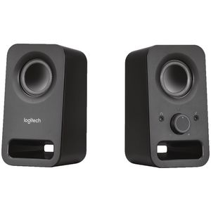 Logitech Multimedia Speakers Black Z150