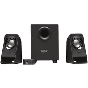 Logitech Multimedia Speakers Black Z213