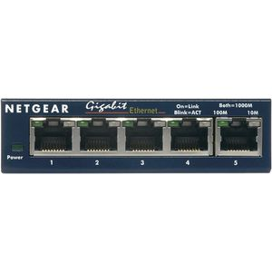 Netgear 5 Port Gigabit Switch GS105