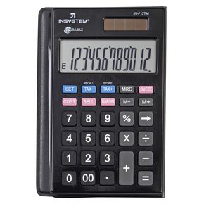 InSystem IN-P12TM Portable Calculator