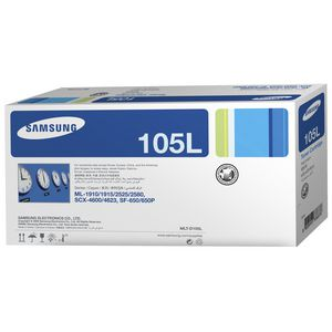 Samsung High Capacity Toner Cartridge Black MLT-D105L